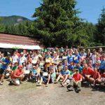 Campionatul Naţional de Turism Sportiv Ştafeta Munţilor în Munţii Bucegi