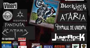 Motoare și rockeri, la Motorock Pecica