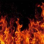 Incendiu devastator în apropierea Aeroportului