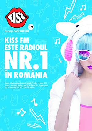 Banner Kiss FM 2016