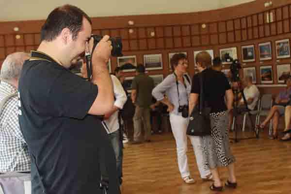 Artiștii fotografi arădeni au expus în Ungaria