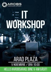 Arobs IT Workshop