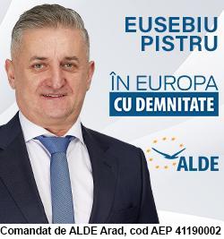 Pistru ALDE 2019